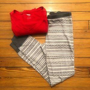 Old Navy Pajama Set S